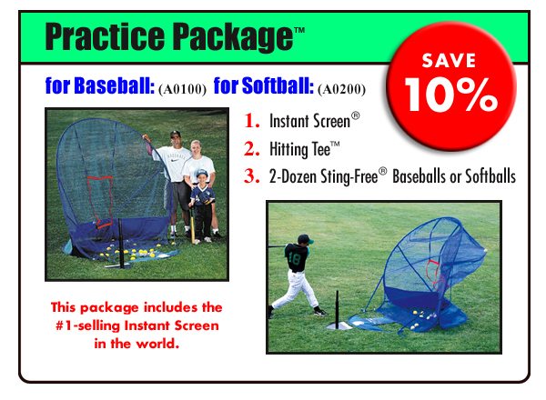 Jugs Deluxe Practice Package