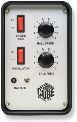 Sports Tutor Tennis Cube w/Oscillator