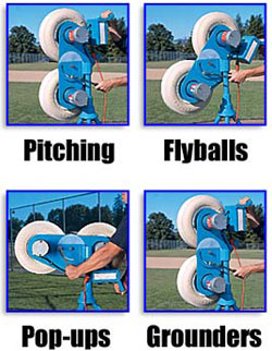Jugs 101 Pitches