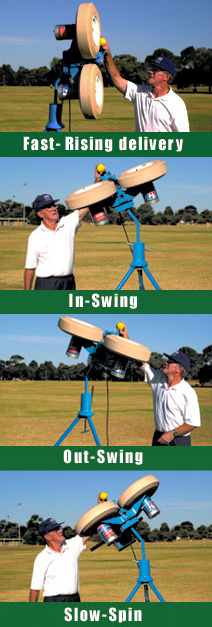 Jugs Cricket Configurations