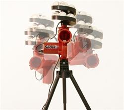Heater Slider Lite Ball Baseball Pitching Machine