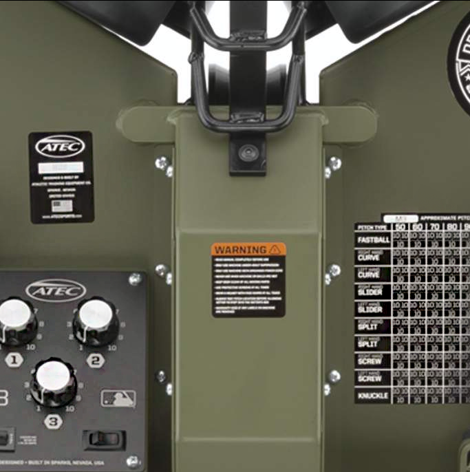 Atec M3 Control Surface