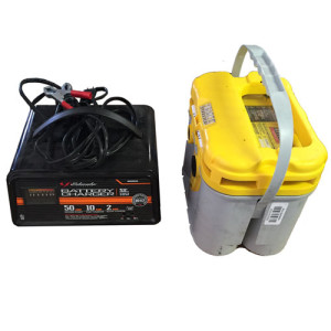 Strike Attack Battery & Charger