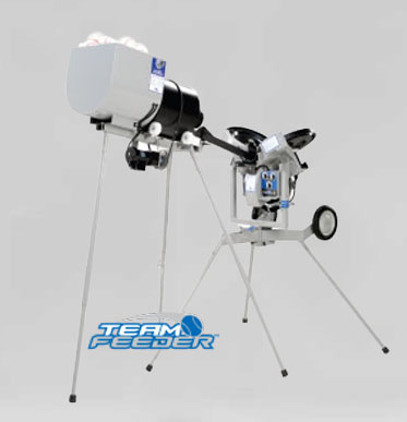 used hack attack pitching machine