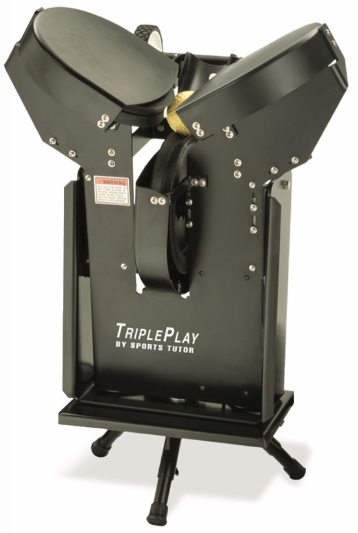 TriplePlay Prime Programmable Softball Pitching Machine