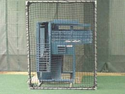 Iron Mike Pitching Machine Guard