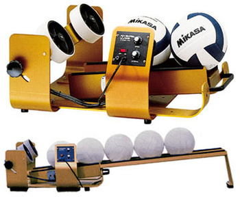 Sports Tutor Gold Volleyball Machine
