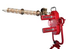 Discount Heater Deuce 75 Mph Pitching Machine Free Ship